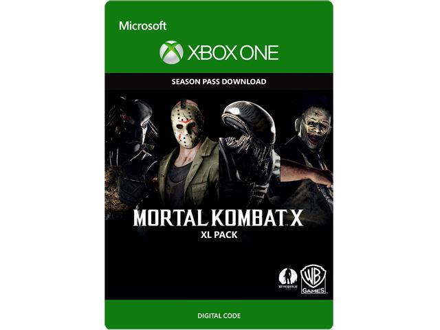 Mortal Kombat X: XL Pack: Season Pass - XBOX One [Digital Code]