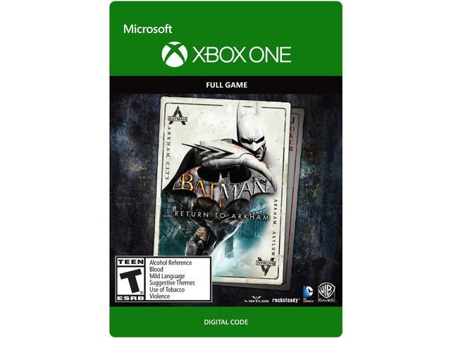 Batman: Return to Arkham Xbox One [Digital Code]