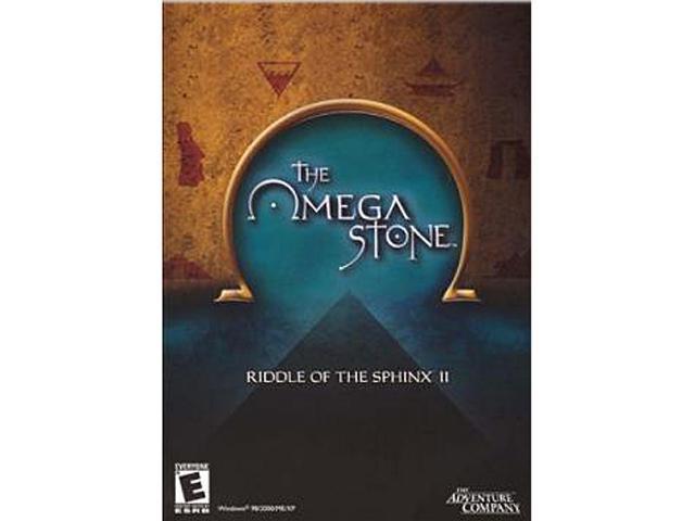 Omega Stone Jewel Case PC Game
