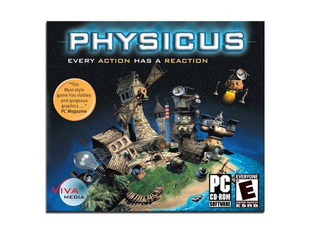 Physicus - Every Action Has A Reaction PC Game