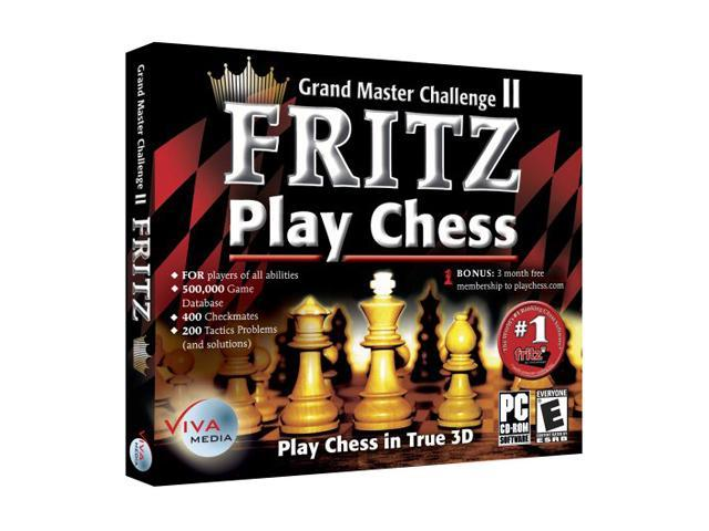 Fritz Chess 11 Jewel Case PC Game