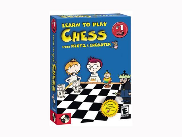 Learn to Play Chess with Fritz & Chesster by GameHouse ...