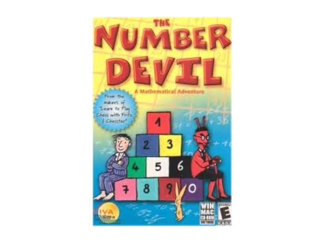 The Number Devil Jewel Case PC Game