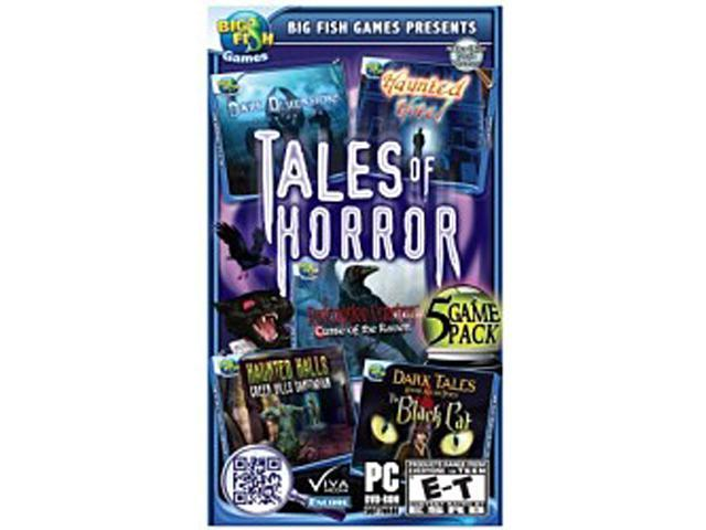 Big Fish: Tales Of Horror Pack (JC) PC Game