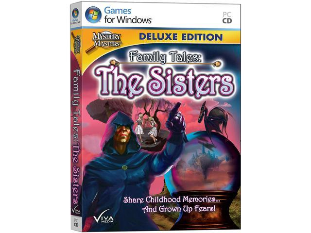 Family Tales: The Sisters PC Game