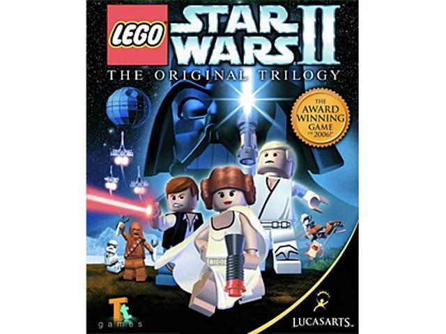 Lego Star Wars II - Mac Game