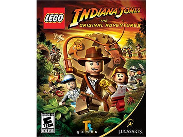 Lego Indiana Jones - Mac Game