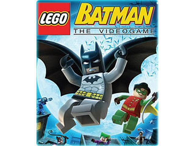 Lego Batman DVD Editon - MAC Game