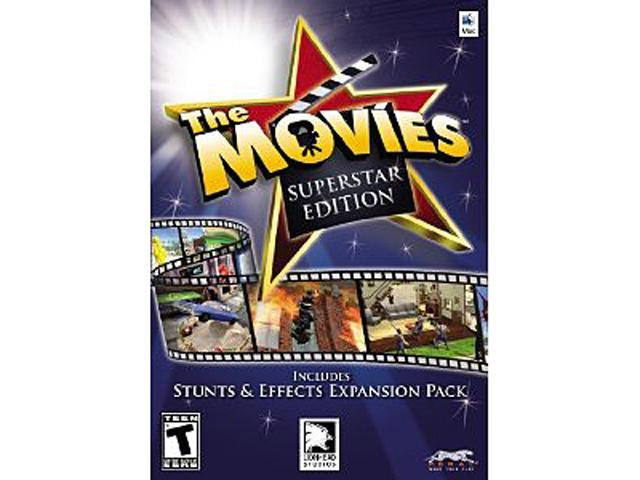 The Movies: Superstar Edition - Mac Game