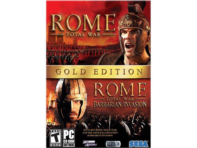 Rome: Total War - Gold Edtion - Mac Game