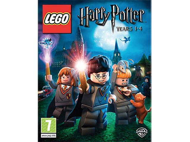 LEGO Harry Potter: Years 1-4 - Mac Game