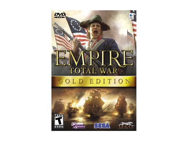 Empire: Total War - Gold Edition - Mac Game