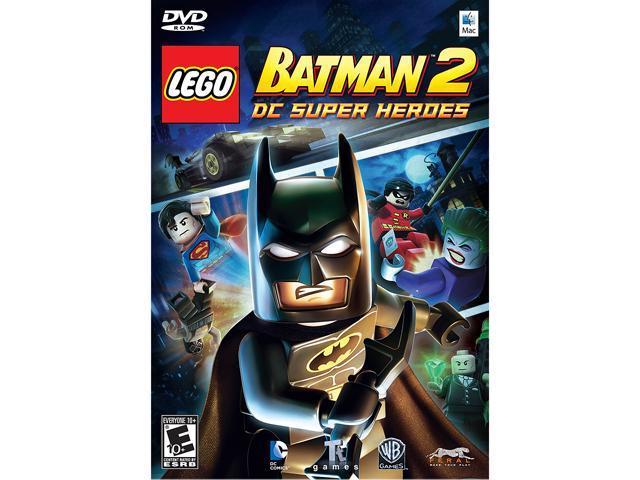 LEGO Batman 2: DC Super Heroes Mac Game