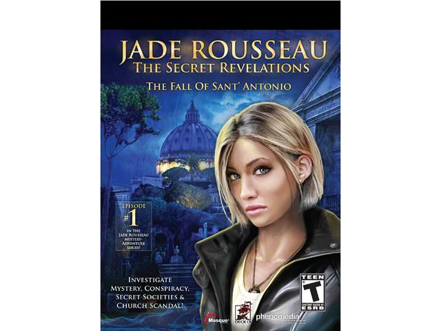 Jade Rousseau: The Secret Revelations [Game Download]