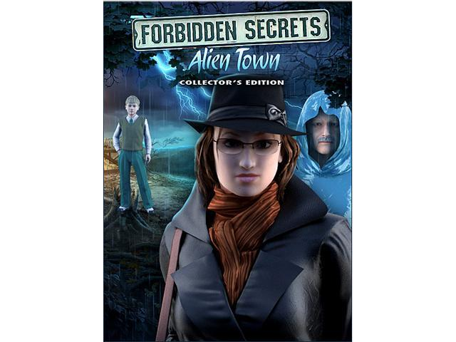 Forbidden Secrets: Alien Town - Collector's Edition - Download