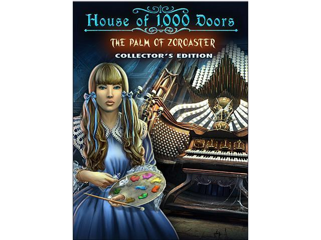 House of 1,000 Doors: Palm of Zoroaster - Collector's Edition - Download