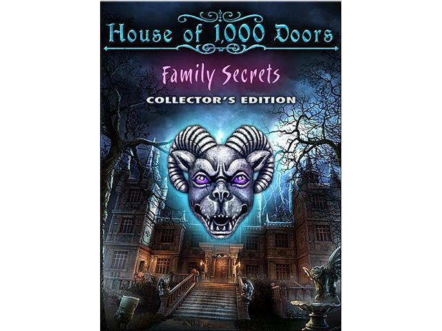 House of 1,000 Doors: Family Secrets - Collector's Edition - Download