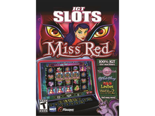 IGT Slots: Miss Red - Download