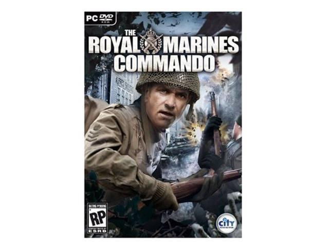 The Royal Marines Commando PC Game