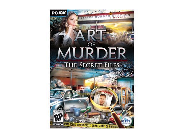 Secret Files: Art Of Murder PC Game