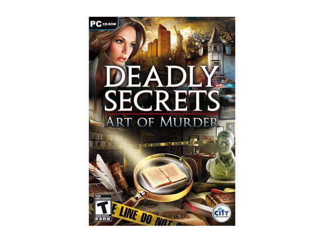 Deadly Secrets: Art Of Murder PC Game