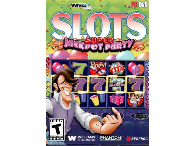 slots game jackpot party