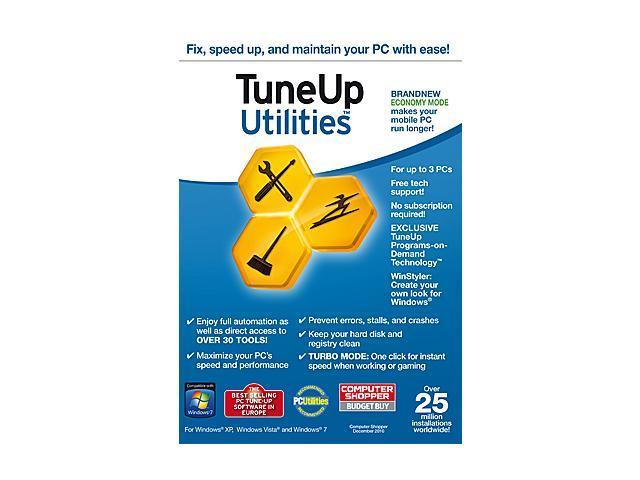 TuneUp Utilities 2012 - 3 User