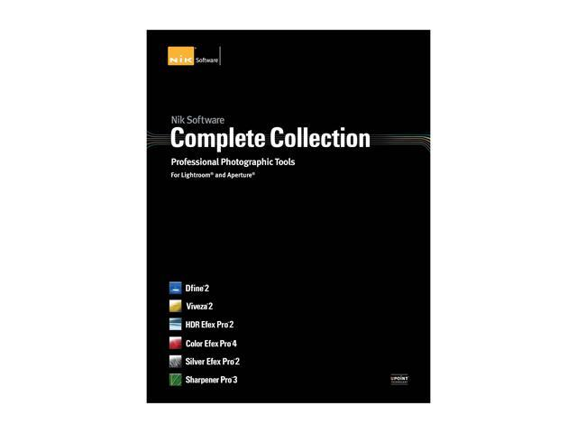 Nik Software Complete Collection For Lightroom and Aperture