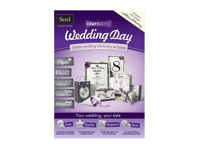 Serif CraftArtist Wedding Day
