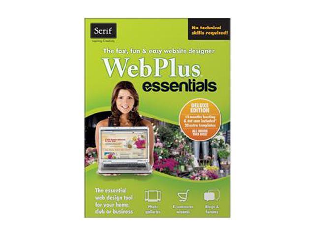 Serif WebPlus Essentials Deluxe