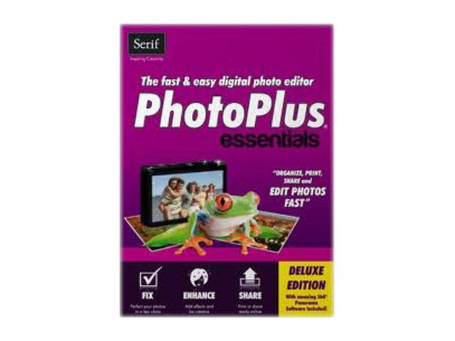 Serif PhotoPlus Essentials Deluxe