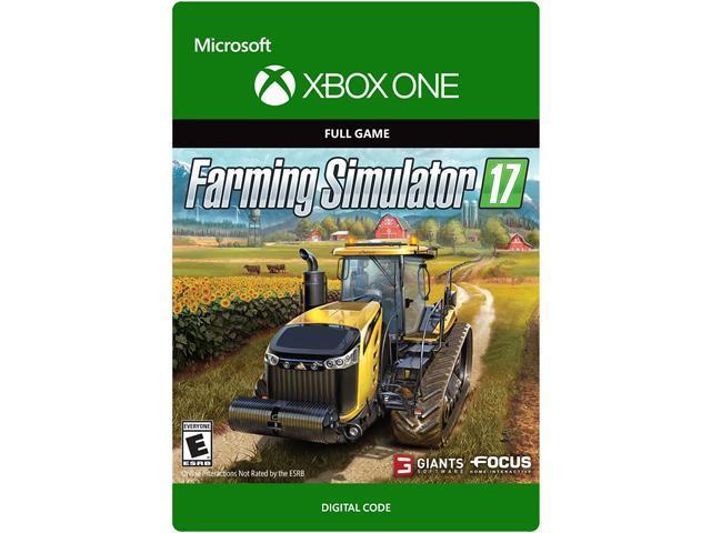 Farming Simulator 17 Xbox One Free Download Code
