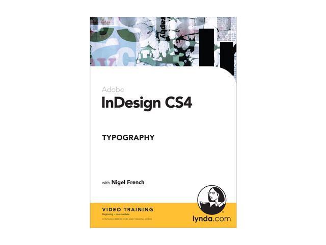 lynda InDesign CS4: Typography