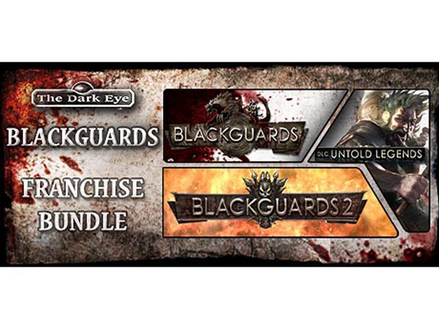 Blackguards Franchise Bundle [Online Game Code]