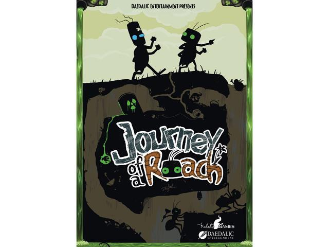Journey of a Roach [Online Game Code]