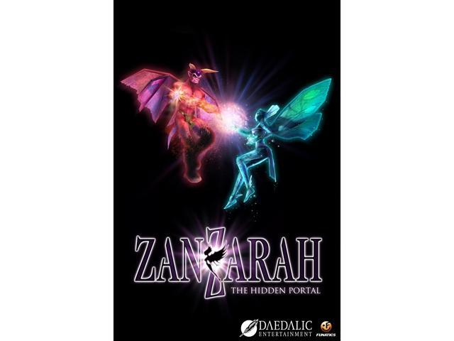 Zanzarah: The Hidden Portal [Online Game Code]