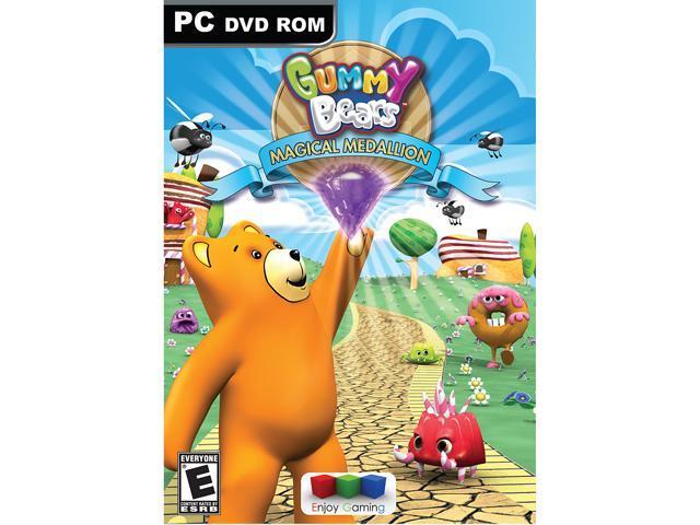 Gummy Bear Magical Medallion [Online Game Code]