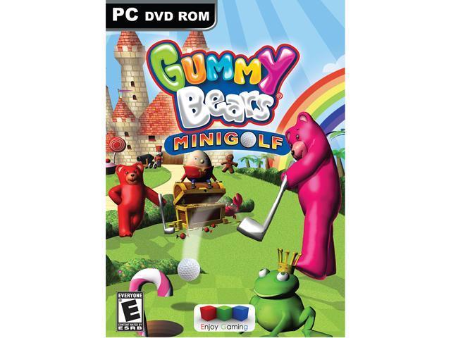 Gummy Bear MiniGolf [Online Game Code]