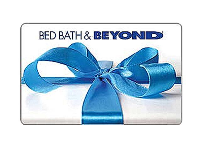 Bed Bath & Beyond $25 Gift Cards ( Email Delivery)