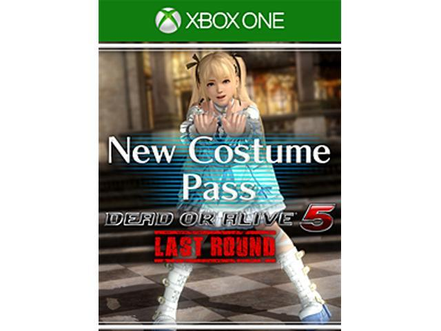 Dead or Alive 5 Last Round New Costume Pass 1 XBOX One [Digital Code]