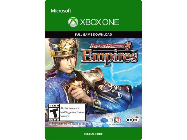 Dynasty Warriors VIII Empires XBOX One [Digital Code]