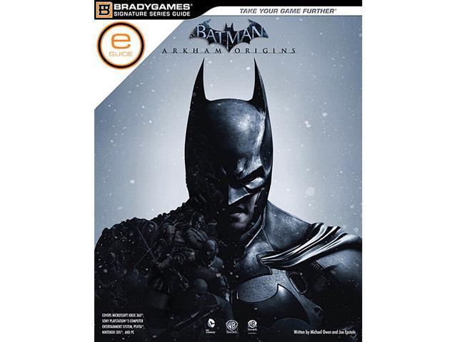 Batman Arkham Origins Strategy Guide [Digital e-Guide]
