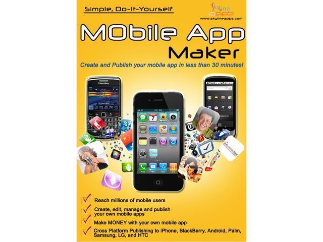 SKYLINE Mobile App Maker - Download