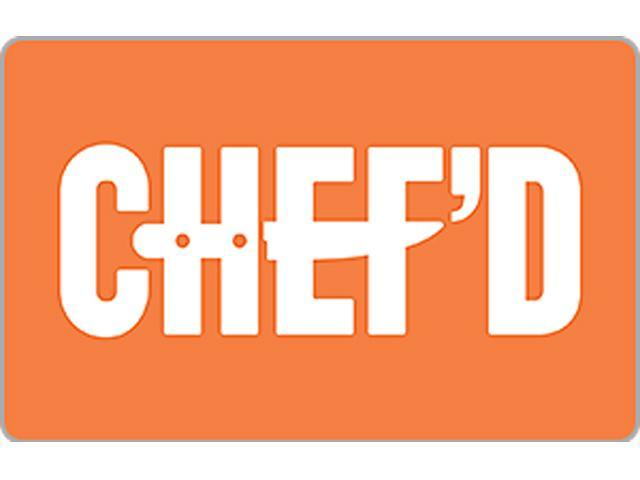 Chef'd $25 Gift Card