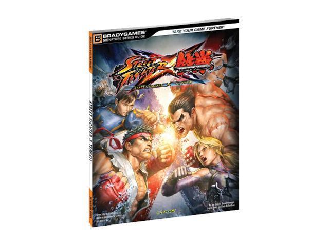 Street Fighter X Tekken Official Game Guide