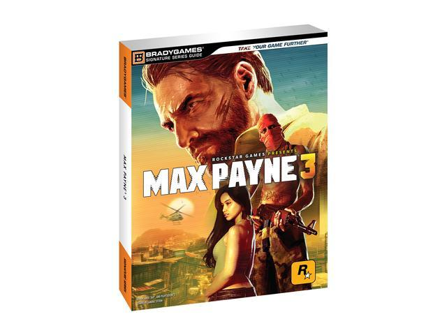 Max Payne 3 Official Game Guide