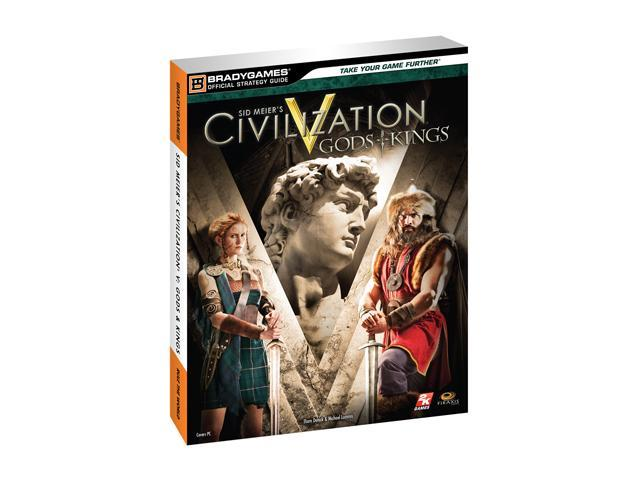 Civilization V Gods & Kings Official Strategy Guide