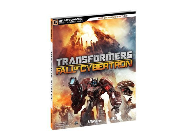Transformers: Fall of Cybertron Official Strategy Guide