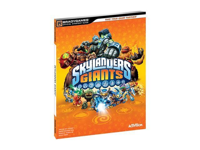 Skylanders Giants Official Strategy Guide