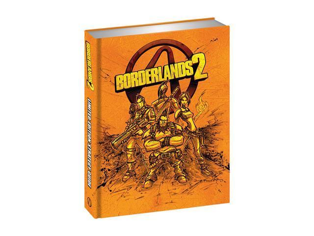 DisneyBorderlands 2 Limited Edition Guide